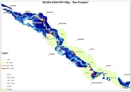 EU projekt unapređenja sustava obrane od poplava Srednjeg posavlja