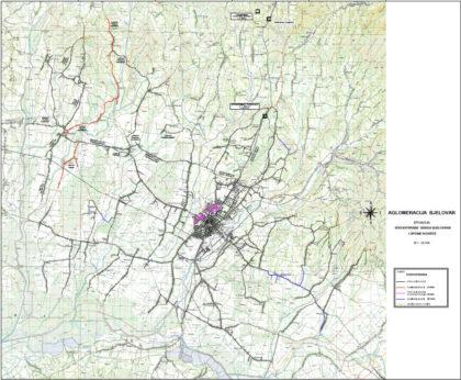 Za projekt Aglomeracija Bjelovar2